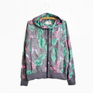 Aritzia TNA Hooded Light Fall Jacket